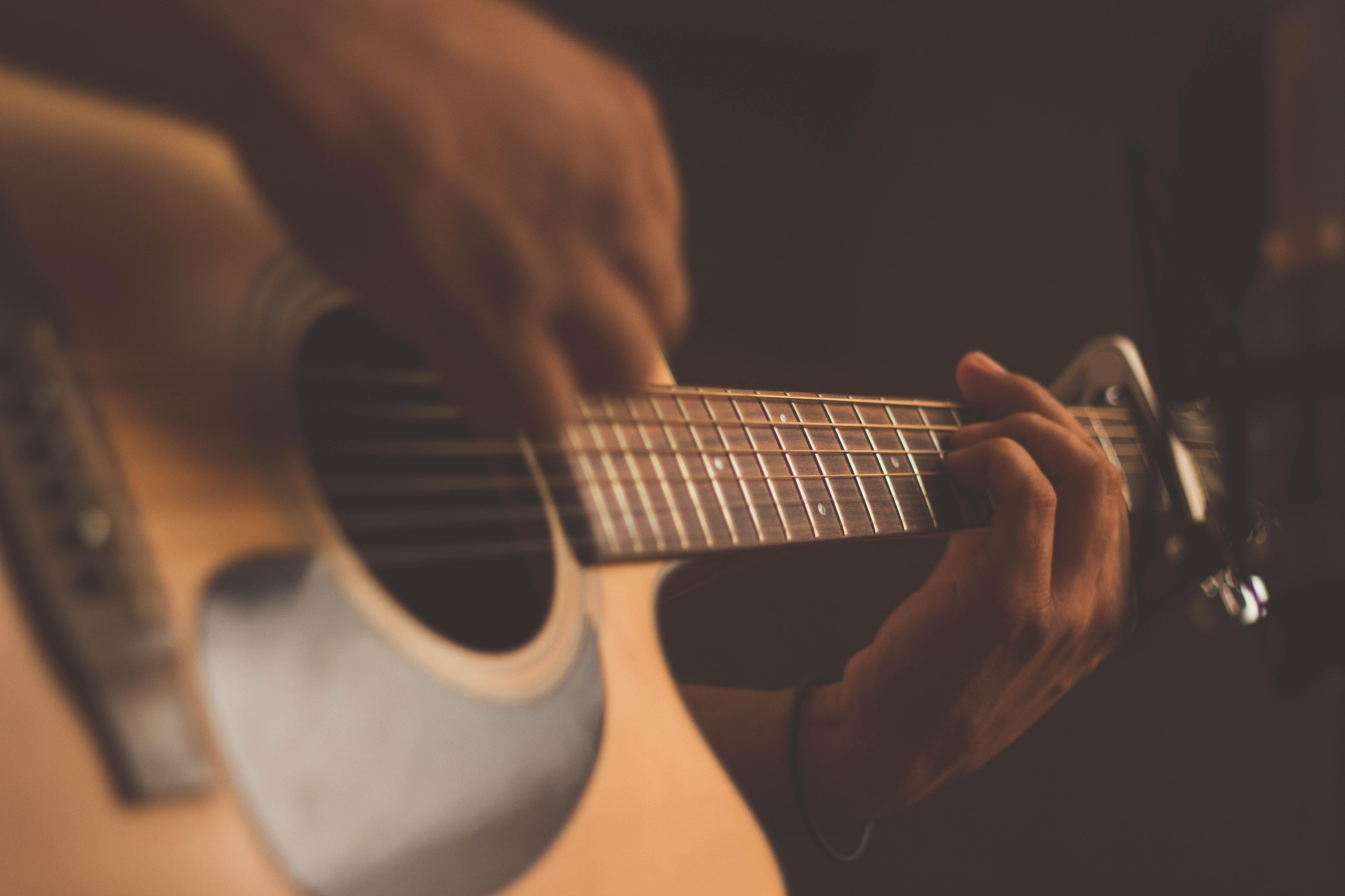 Vilken gitarr passar dig bäst?